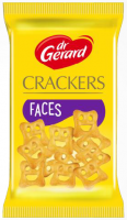 Crackers Faces (Krekry masky) 200gx9