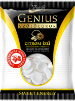 Genius citrón 80gx12
