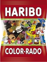 Haribo color rado 100gx24
